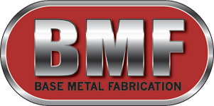 base metal fabrication logo