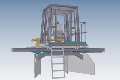 BMF fabrication machinery